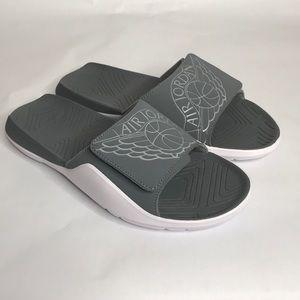 NEW Jordan Men's Hydro 7 Sandal smoke gray size 11